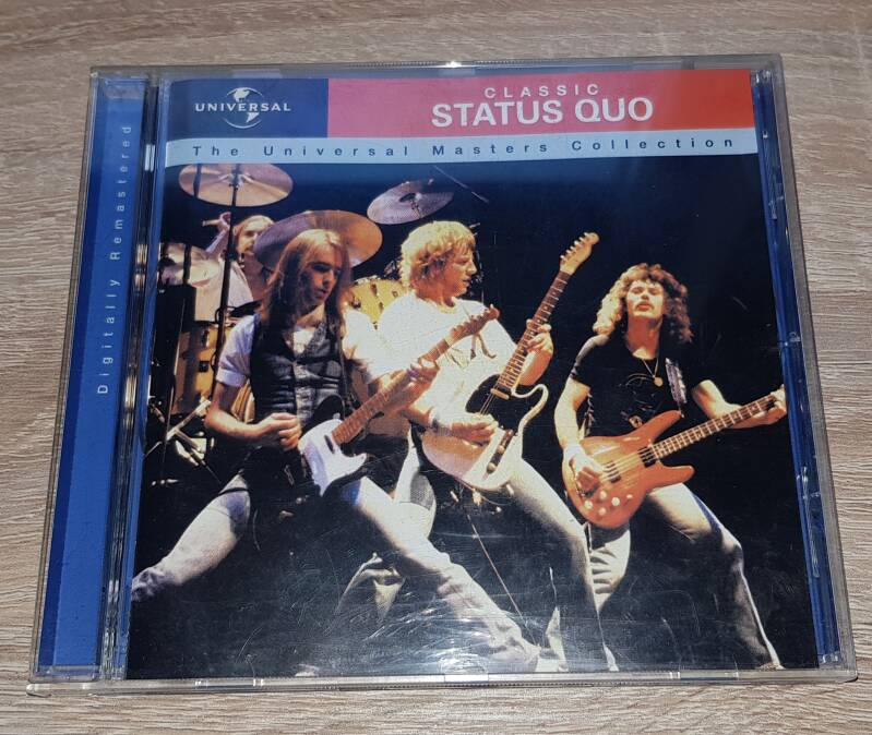 Status Quo - The Universal Masters Collection