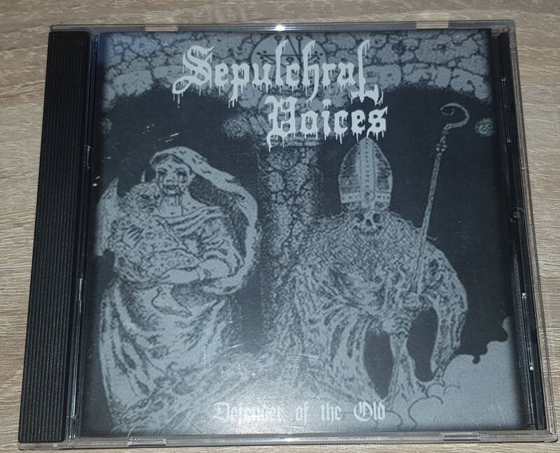 Sepulchral Voices - Defender Of The Old