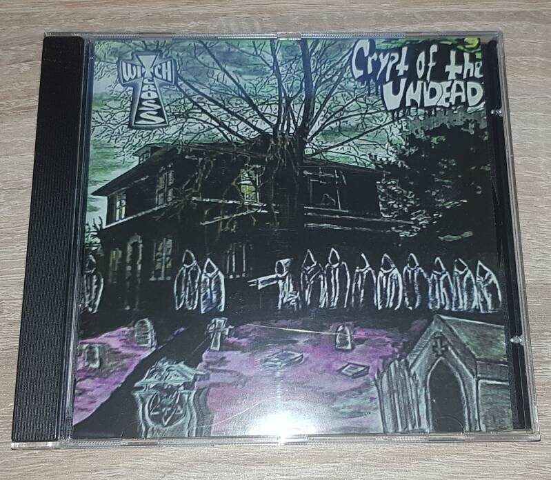 Witchcross - Crypt Of The Undead