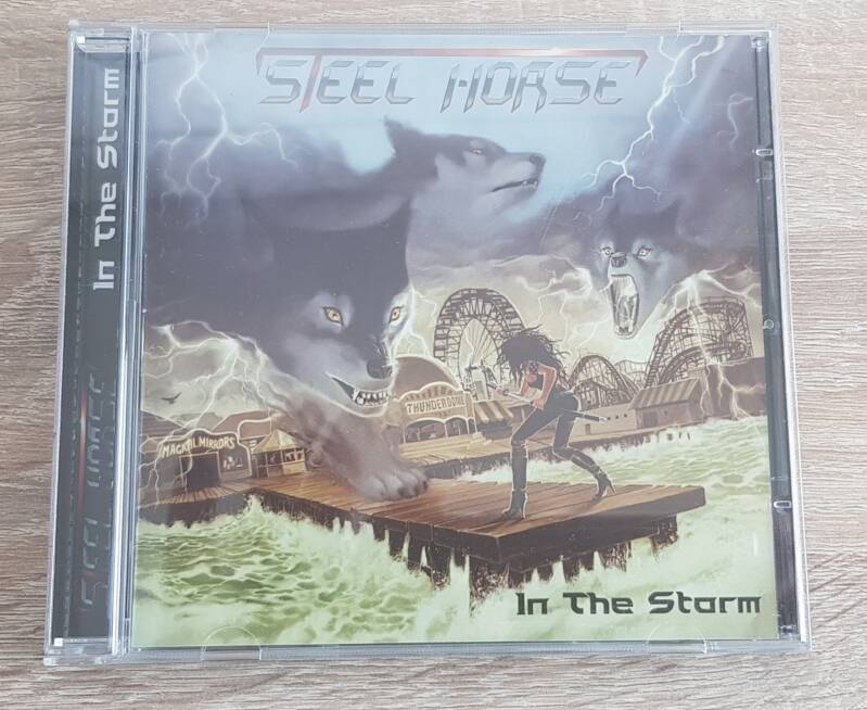 Steel Horse - In The Storm