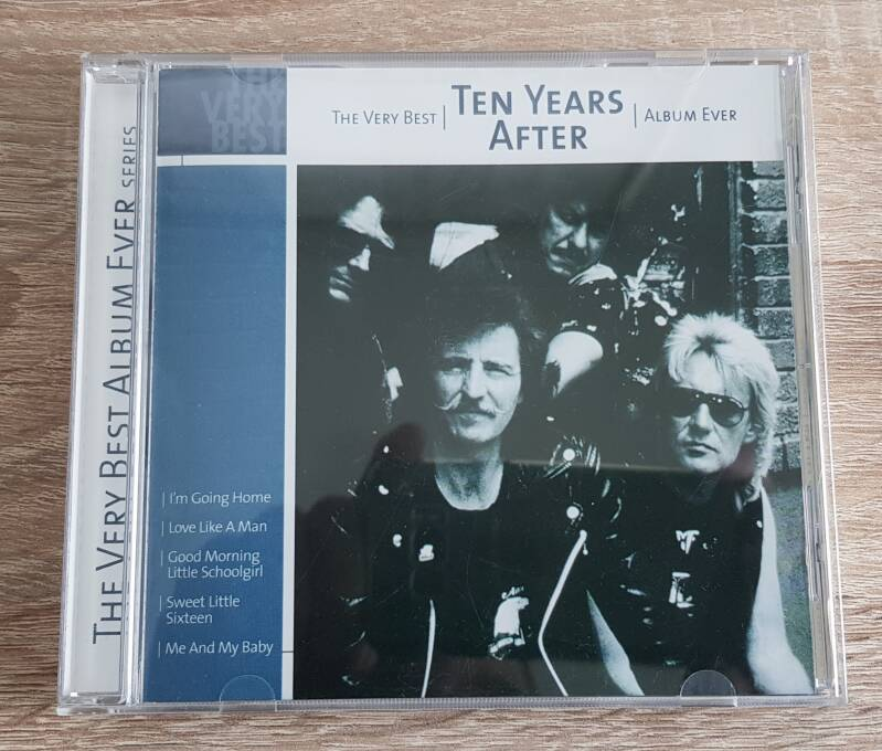 Ten Years After - The Very Best