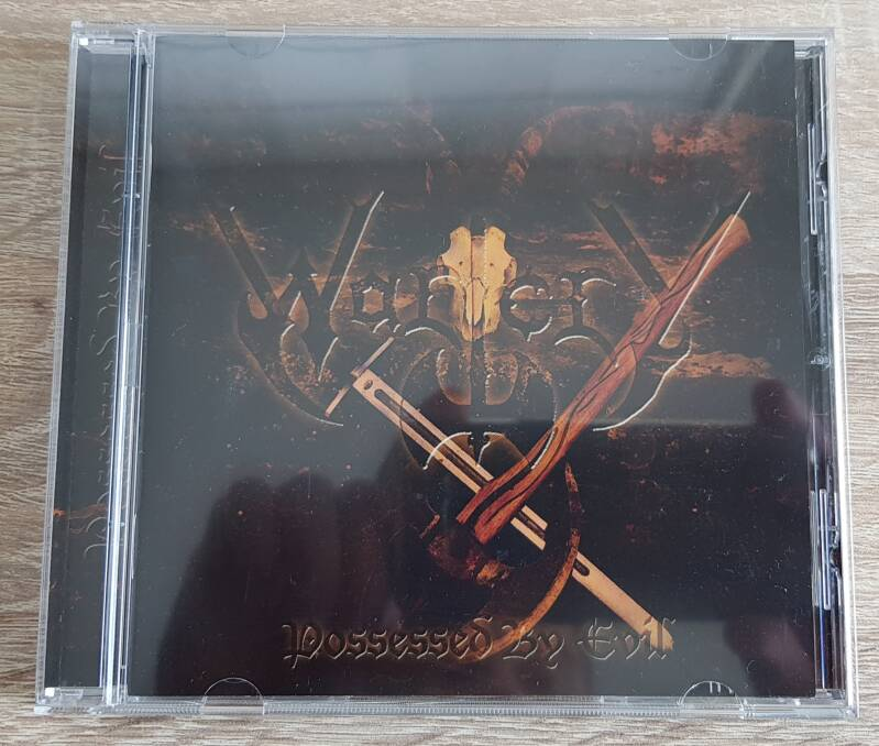 Warcry - Possessed By Evil