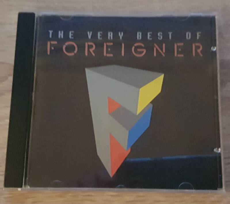 Foreigner - Best of