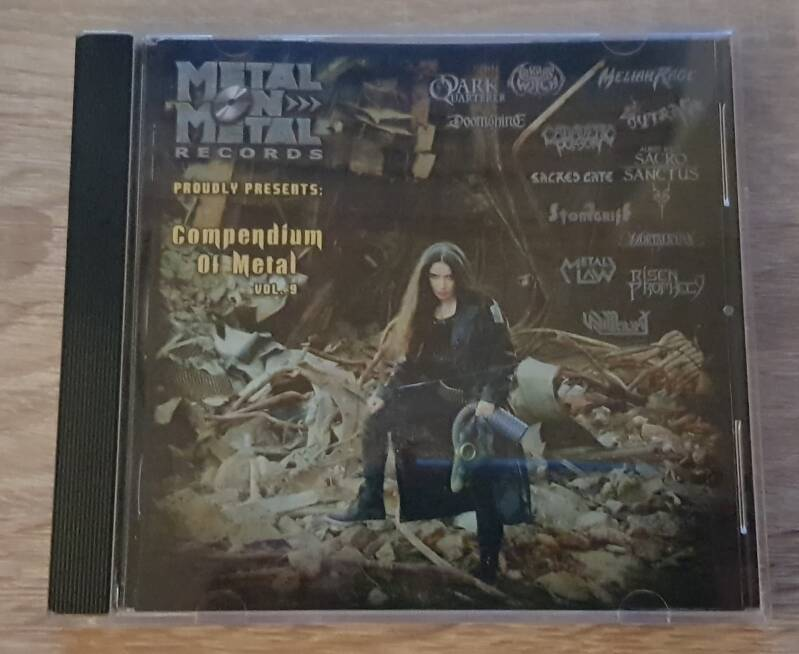 Metal On Metal presents Compendium of Metal vol.9