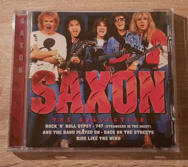 Saxon - The Collection