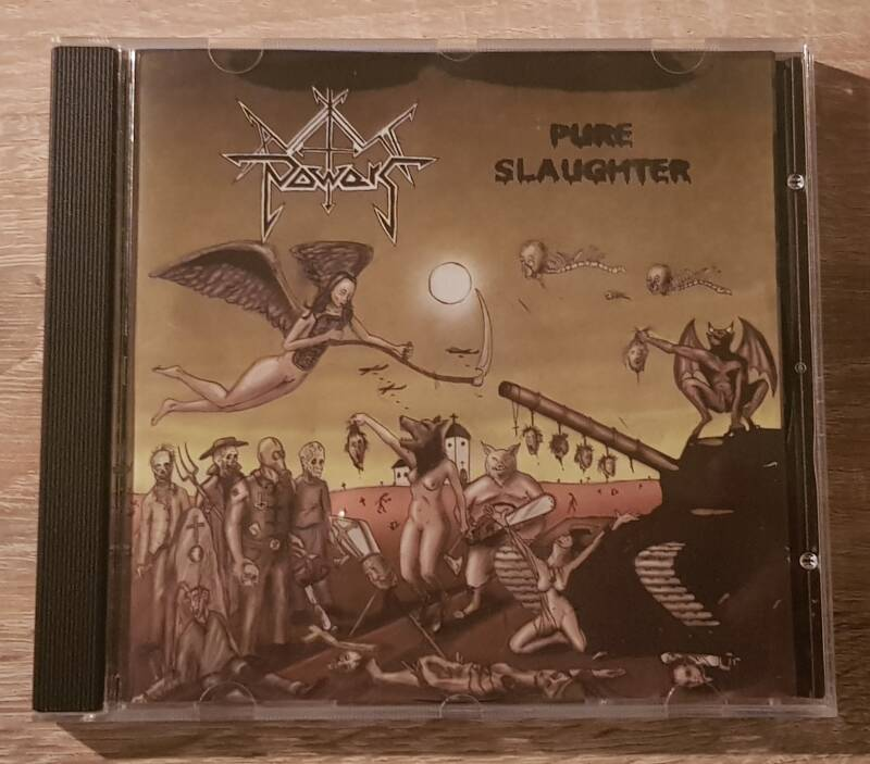 Axis Powers - Pure Slaughter