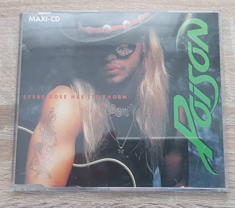 Poison - Every Rose Has Its Th