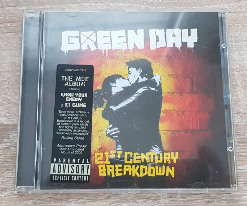 Green Day - 21 st Century Breakdown