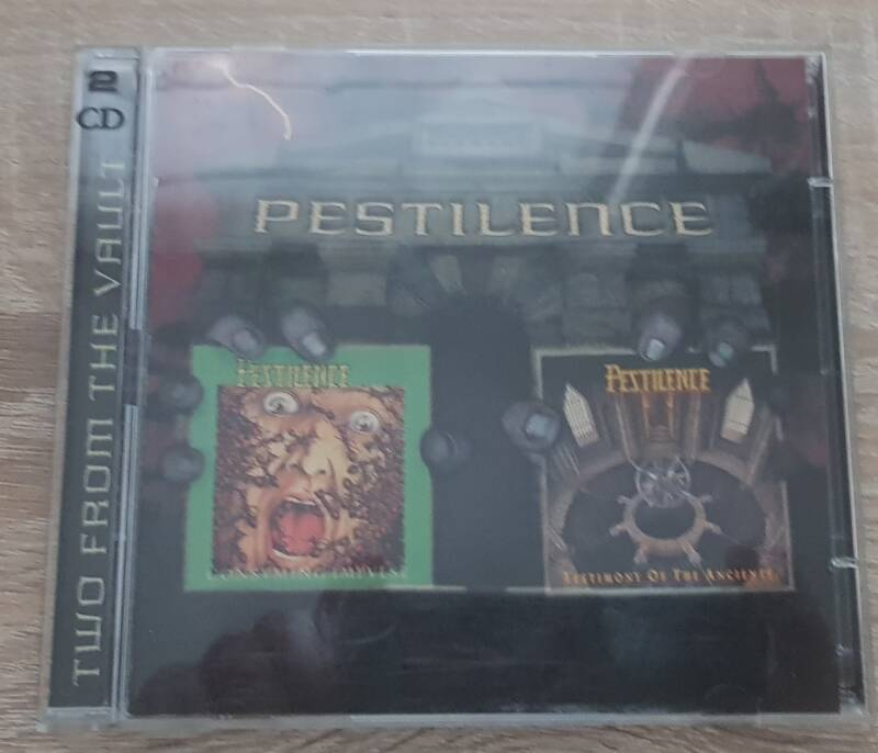 Pestilence - Two From The Vault