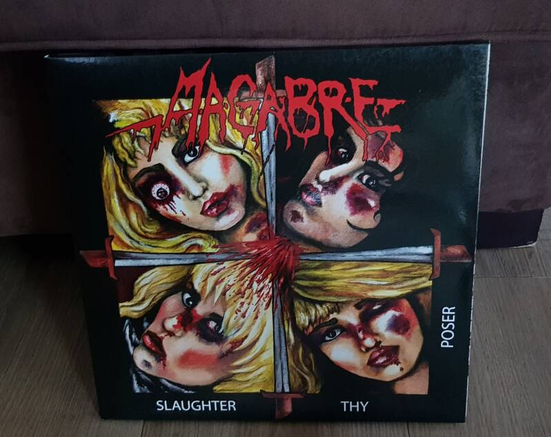 Macabre - Slaughter Thy Poser