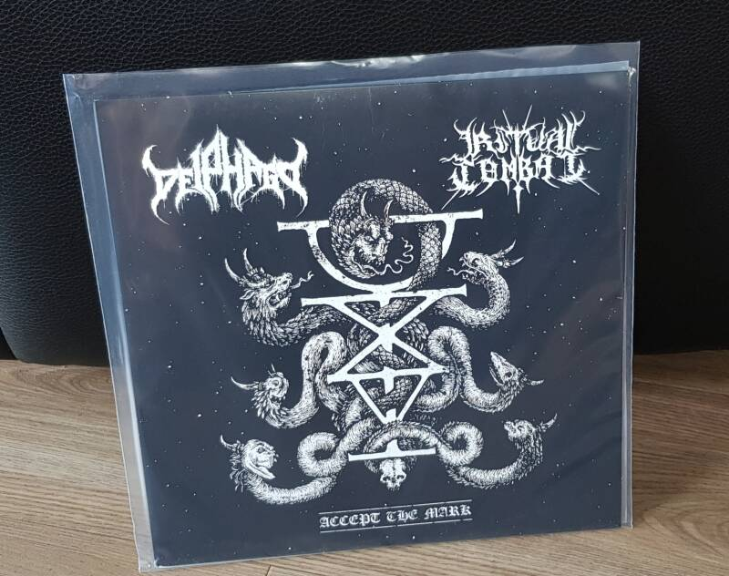 Dephago/Ritual Combat - Accept The Mark split