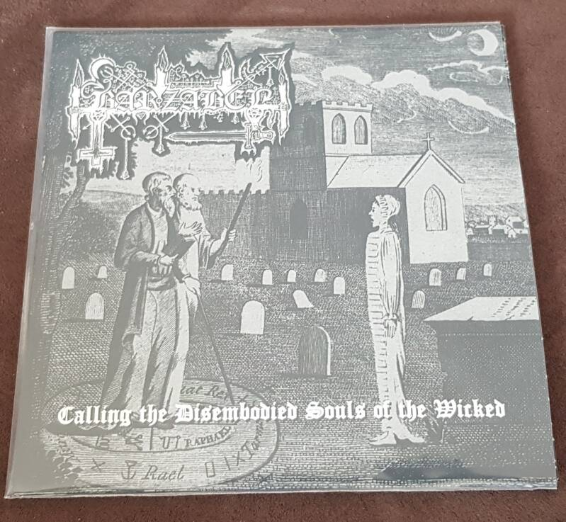 Barzabel - Calling The Disembodied Souls Of The Wicked