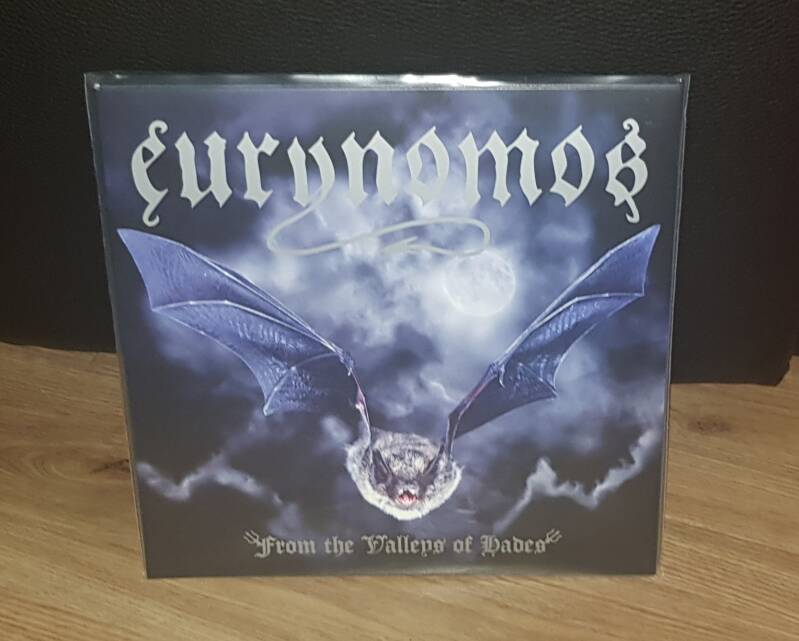Eurynomos - From the Valleys of Hades