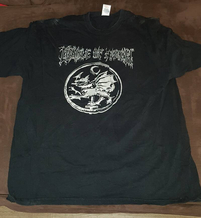 Cradle Of Filth - Filth 69 shirt