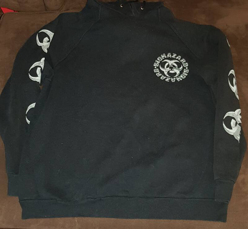 Biohazard hooded
