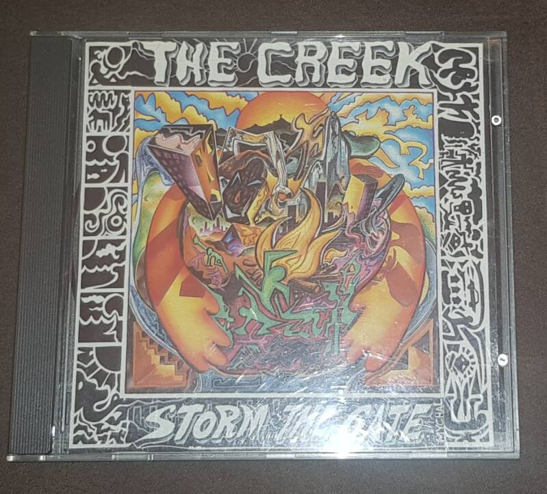 The Creek - Storm The Gate