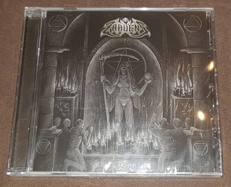 Zardens - Heretic Death Cult