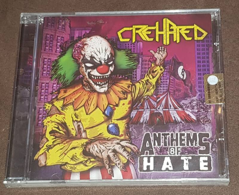 Crehated - Anthems Of hate