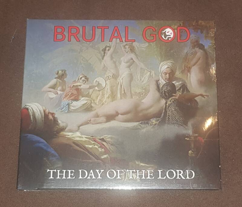 Brutal God - The Day Of The Lord