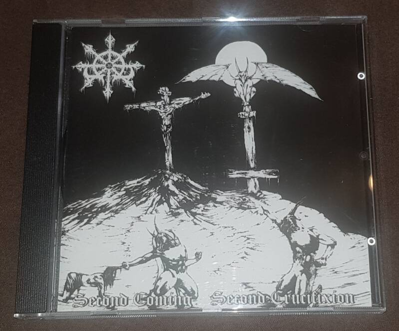 Omega - Second Coming Second Crucifixion