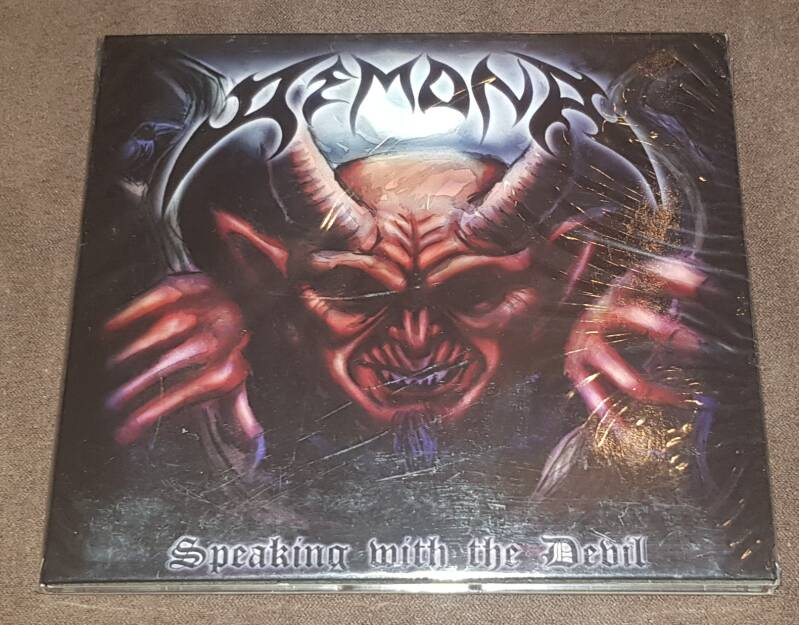 Demona - Speaking With The Devil (Digipack)