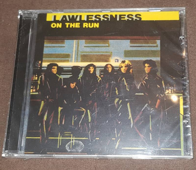Lawlessness - On The Run