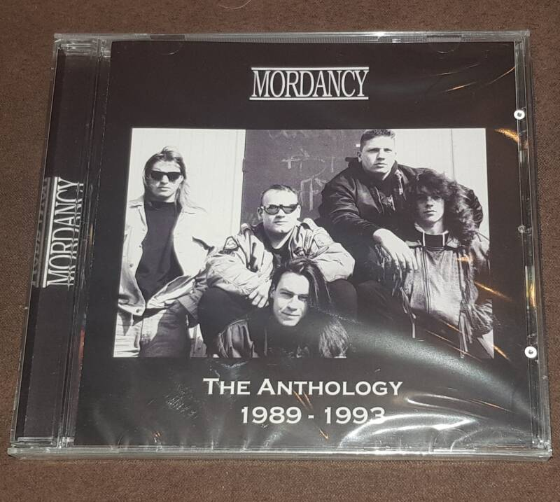 MORDANCY- The Anthology (CD)