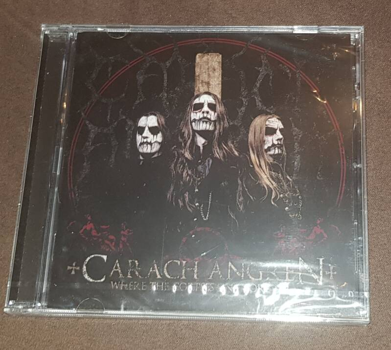 Carach Angren - Where The Corpses Sink Forever