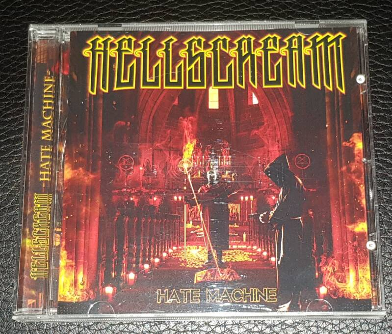 Hellscream - Hate Machine