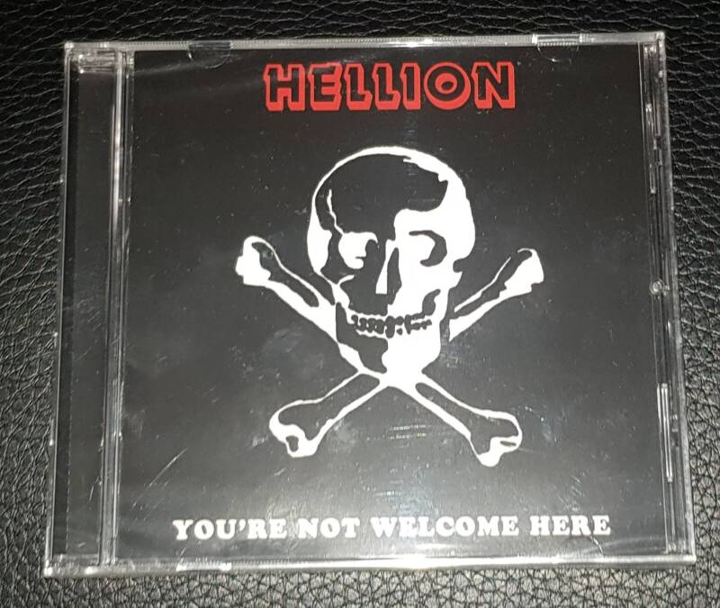 Hellion - You're Not Welcome Here