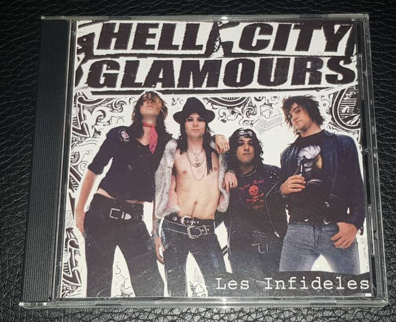 Hell City Glamours - Les Infideles