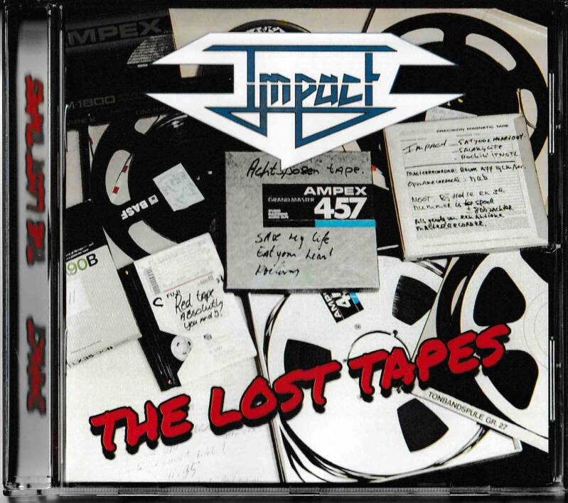 Impact - The Lost Tapes (CD)