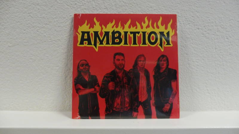 Ambition - S/T - 7 Inch Single