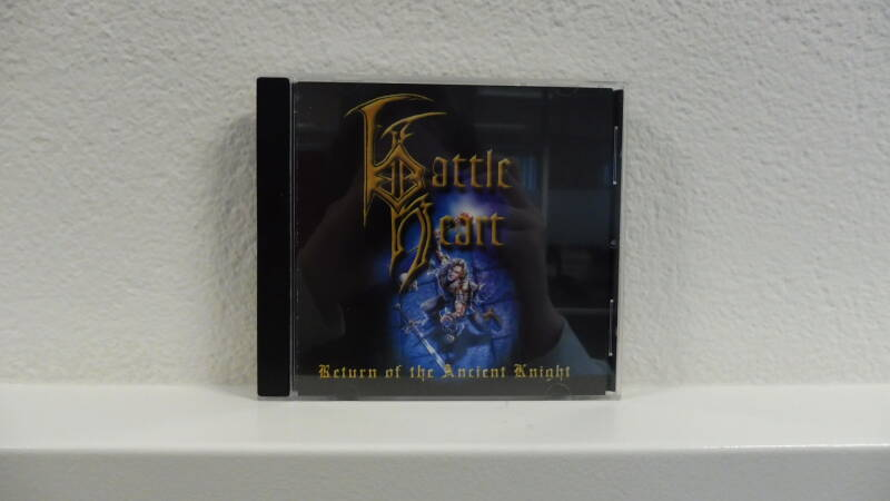 Battle Heart - Return of the Ancient Knight