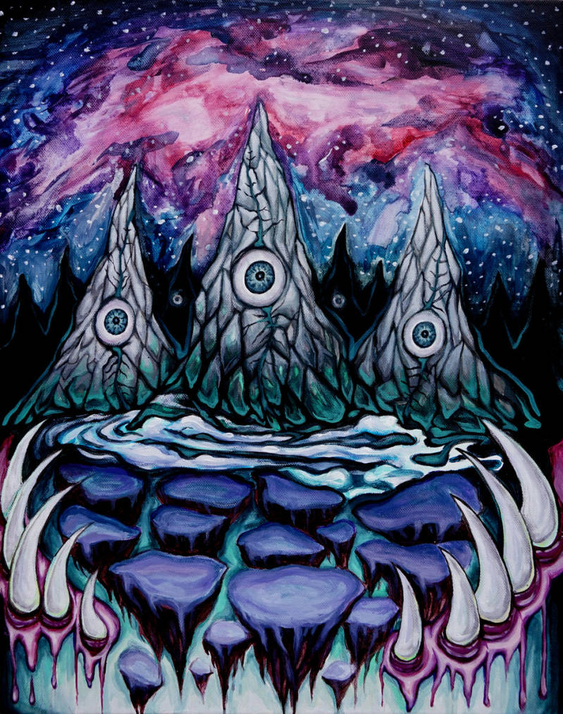 Bedsore – At the Mountains of Madness (2018)
