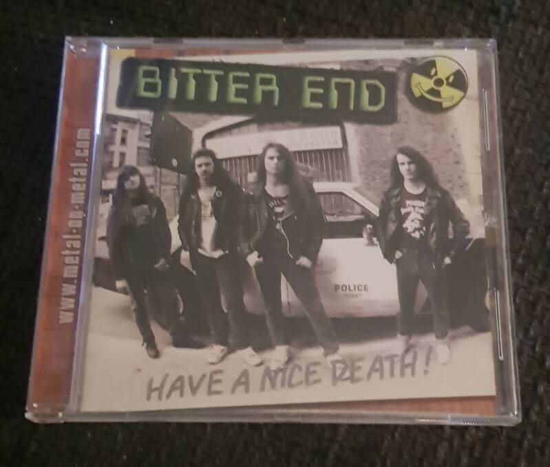 Bitter End  - Have A Nice Death!