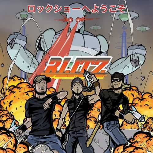 Blitz - Welcome To The Rock Show