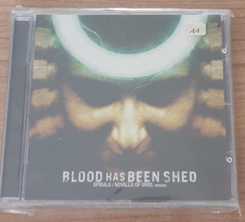 Blood Has Been Shed - Spirals
