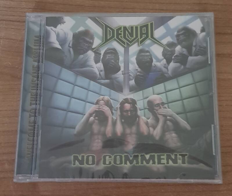 Denial  - No Comment