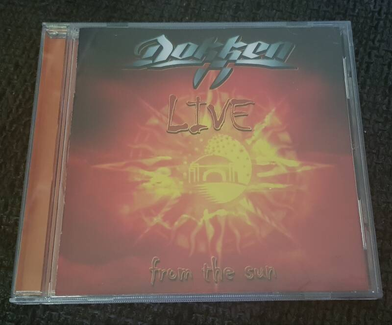 Dokken - Live From The Sun (2nd Hand)