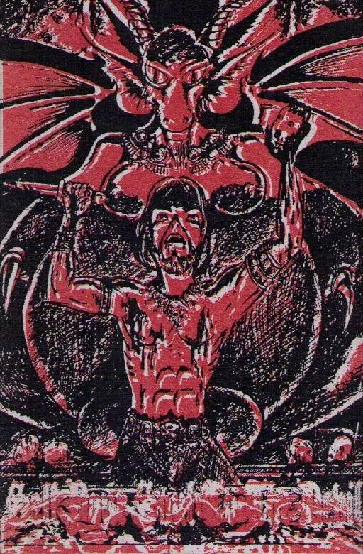 Front Beast/Hati - Sell Your Soul To The Devil