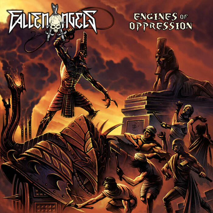 Fallen Angels - Engines od Oppression