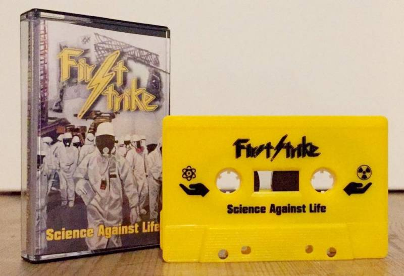 First Strike – Science Against Life (Demo)