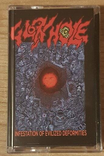 Gloryhole - Infestation Of Evilized Deformities