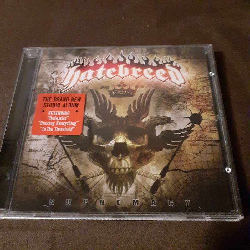 Hatebreed - Supermacy  (2nd hand)