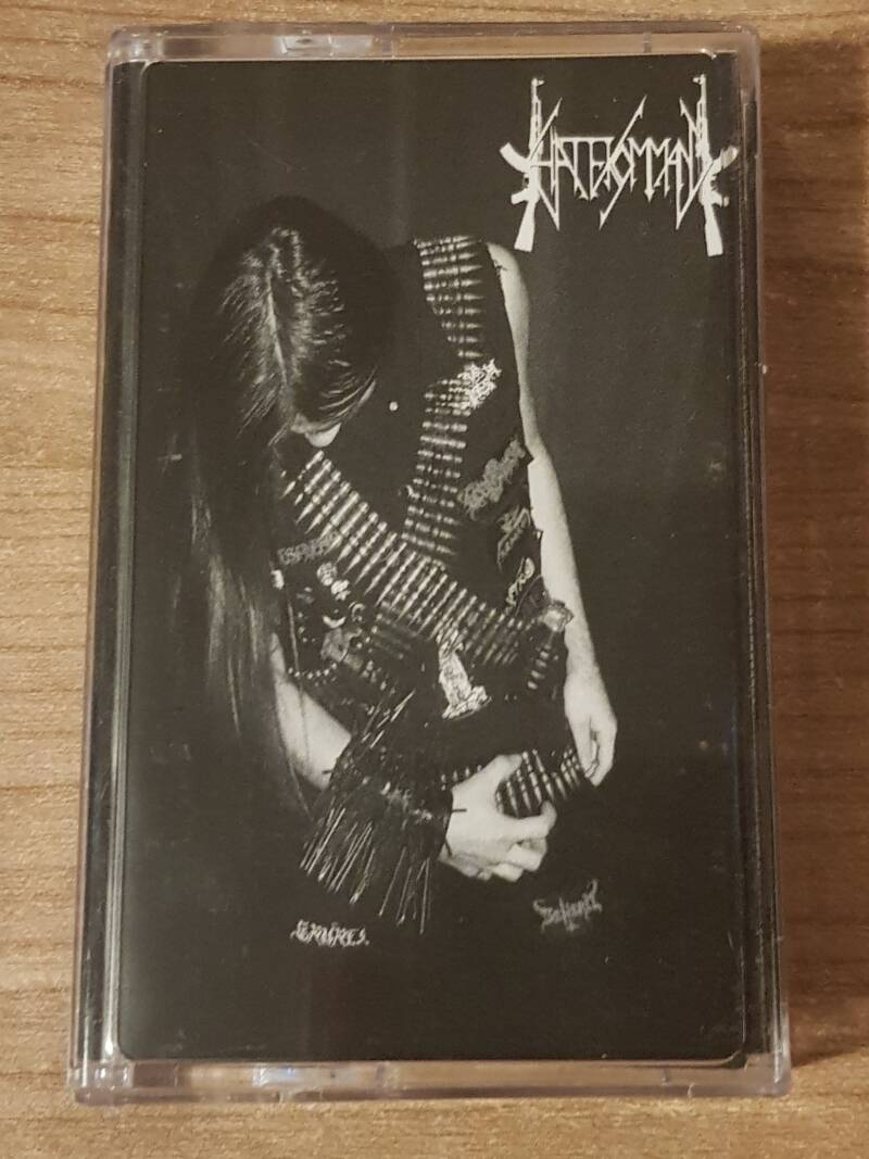 Hate Kommand - Blasphemous Assault