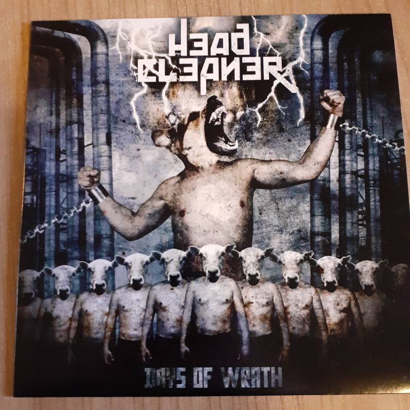 Head Cleaner 7 Inch Single - Days Of Wrath