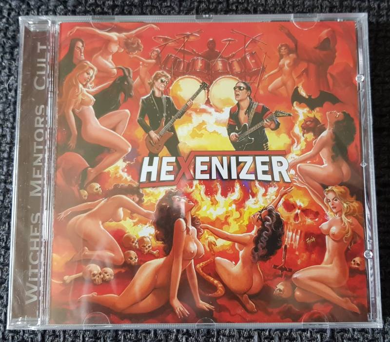 Hexenizer - Witches Mentors Cult