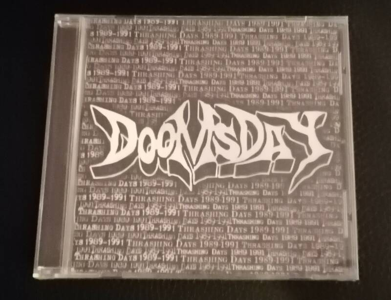 Doomsday - Thrashing Days 1989-1991