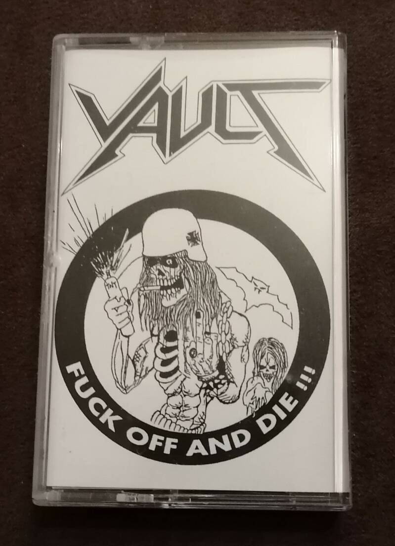 Vault - Fuck Off And Die !!!